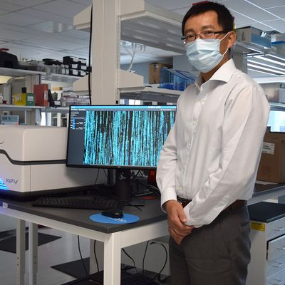 Optical Genome Mapping