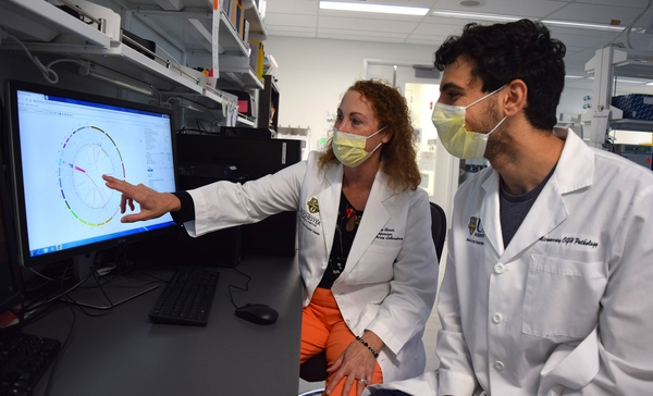 Optical Genome Mapping Lab