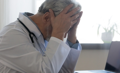 Lancet Review: Mental illness and suicide among physicians
