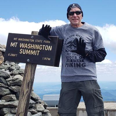Cancer Survivor Climbs Highest Peak in Northeast to Celebrate Stem Cell Transplant Anniversary