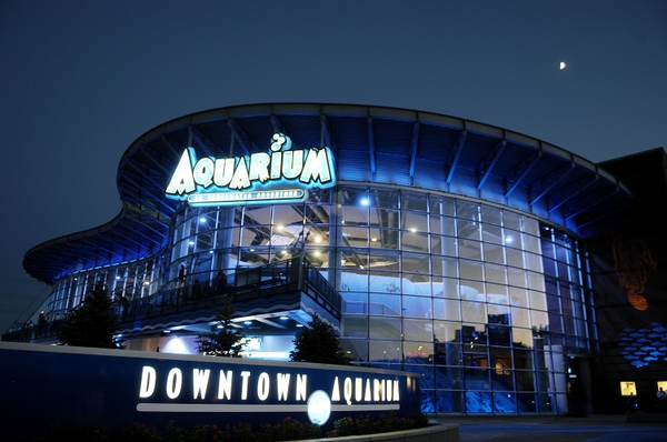 Downtown Aquarium_exterior