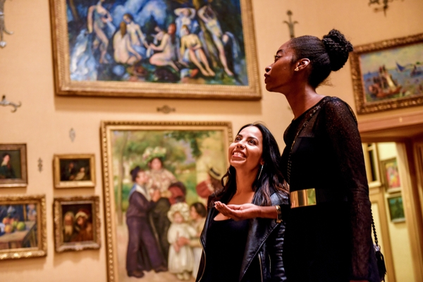 Barnes Foundation Edited