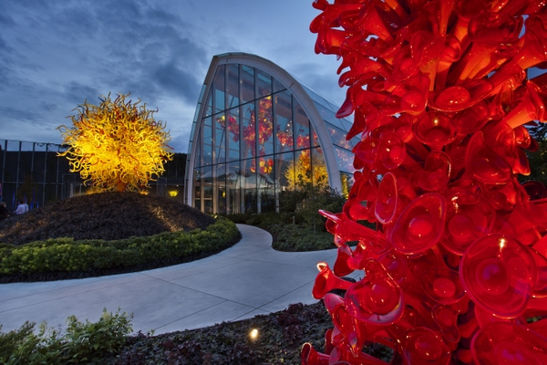 Chihuly Garden and Glass Joins Seattle CityPASS Program