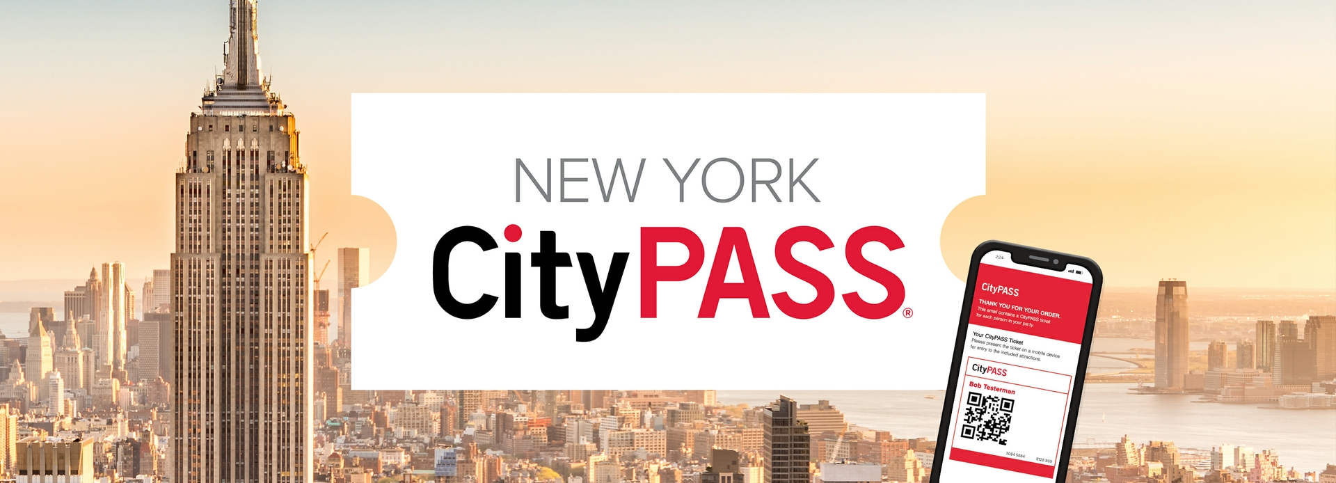 2021- 2022 New York CityPASS®