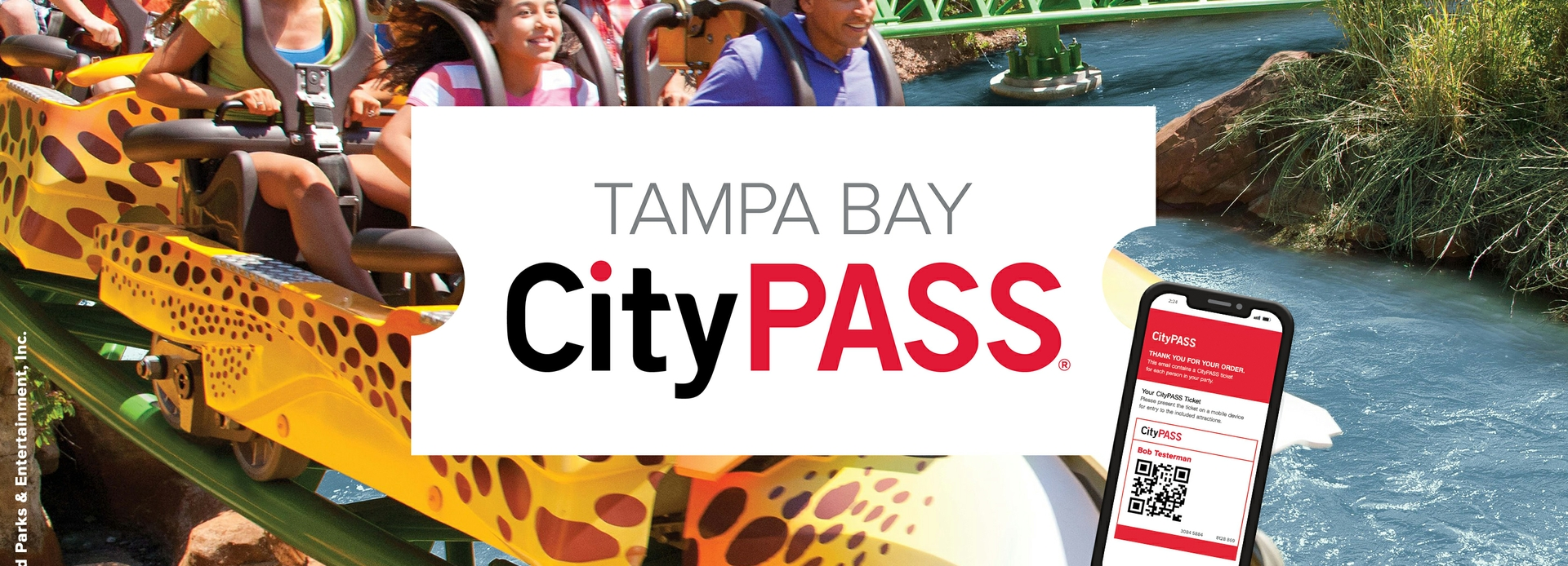 2021-2022 Tampa Bay CityPASS®