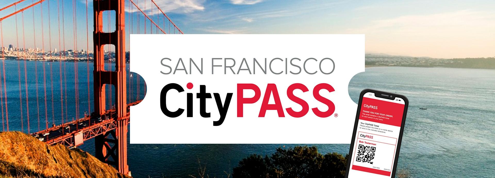 2021-2022 San Francisco CityPASS®