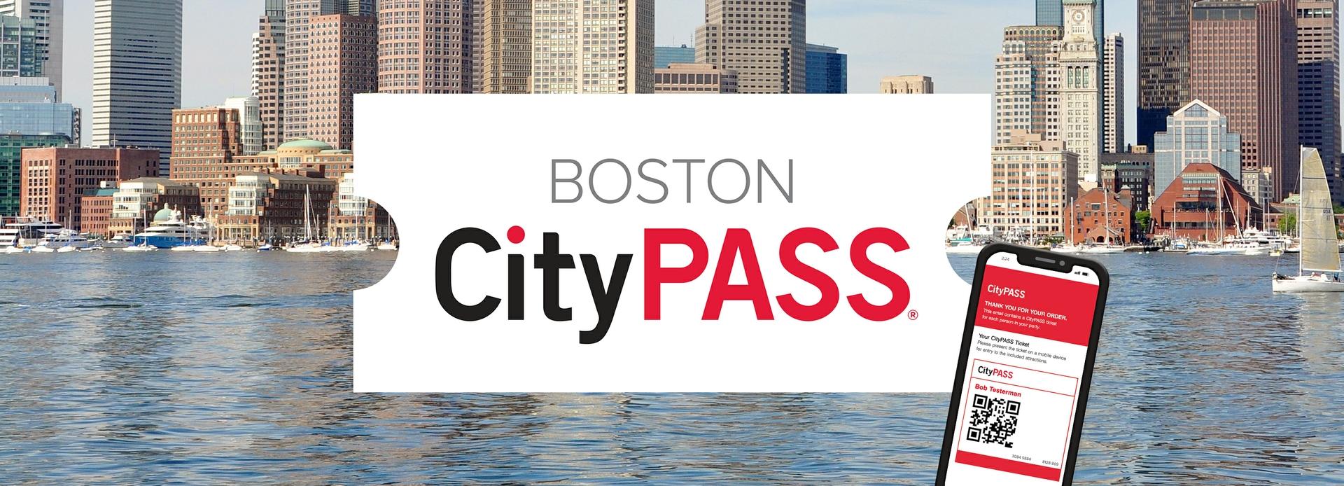2021-2022 Boston CityPASS®