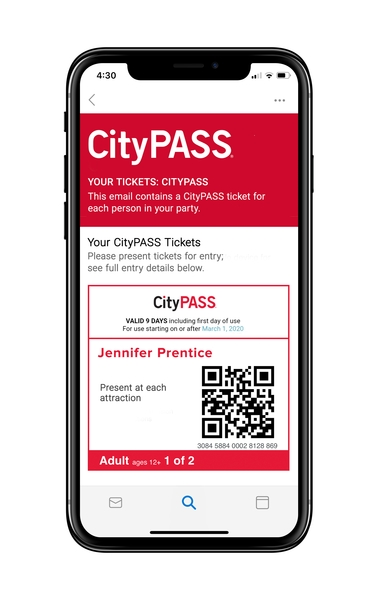 Mobile Ticket — Generic (png)