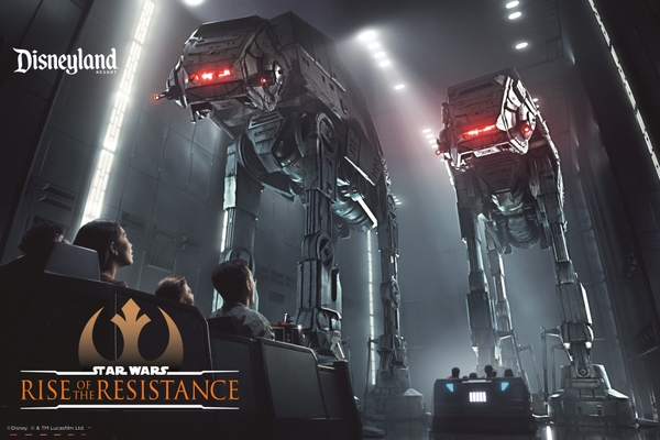 Let the Southern California CityPASS Ticket Transport You to the  Disneyland Resort's Newest Attraction—Star Wars: Rise of the Resistance