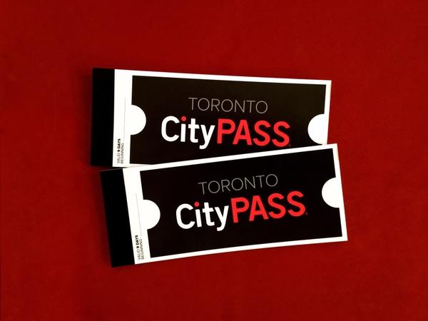 Toronto CityPASS Booklets