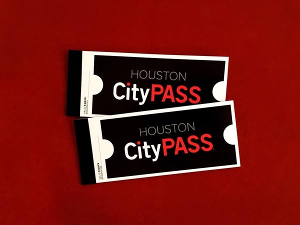 Houston CityPASS Booklets