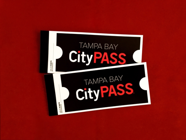 Tampa Bay CityPASS Booklets