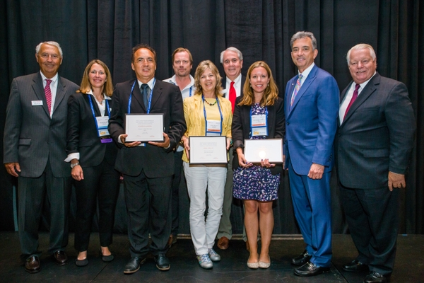 Travel Writer Award Winners Announced in Orlando at IPW 2015