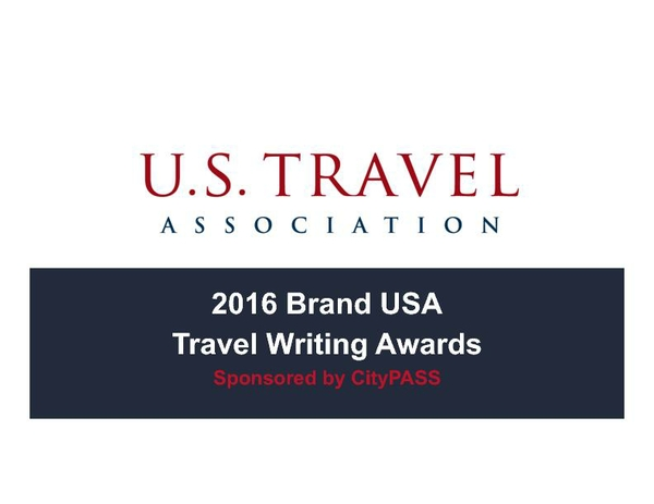 Travel Writer Award Winners Announced in New Orleans at IPW 2016