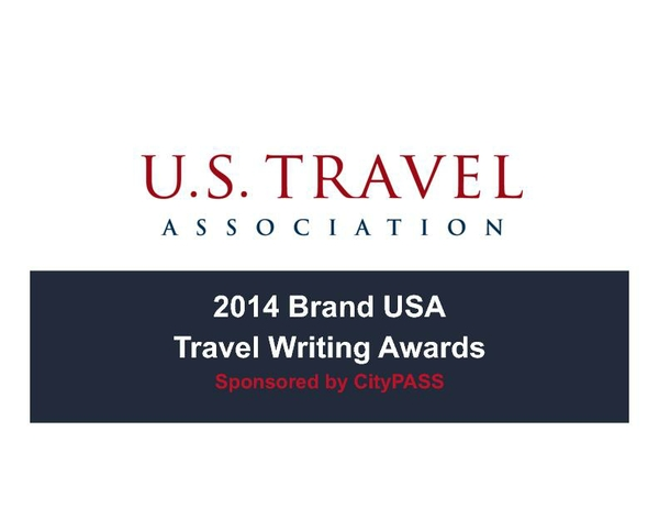 Travel Writing Award Winners Announced in Chicago at IPW 2014