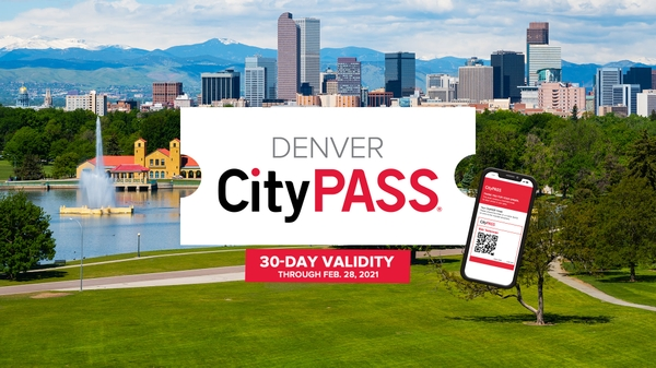BRAND-NEW: Extended 30-Day Validity for Denver CityPASS Tickets