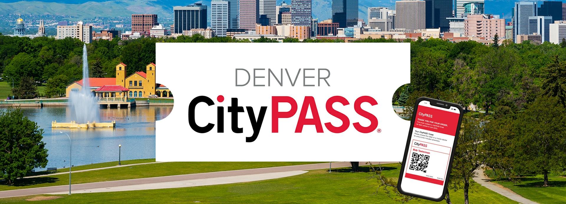 2021-2022 Denver CityPASS®  C3, C4, & C5