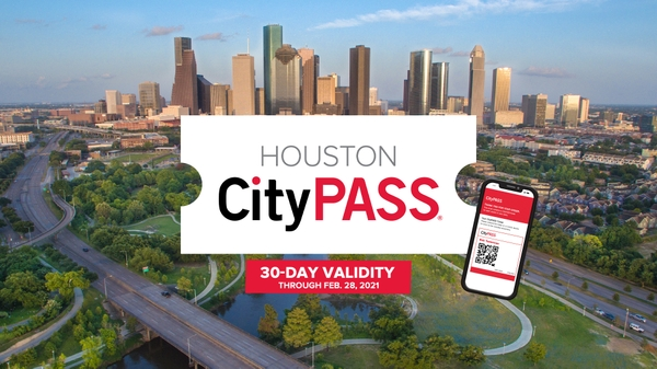 BRAND-NEW: Extended 30-Day Validity for Houston CityPASS Tickets