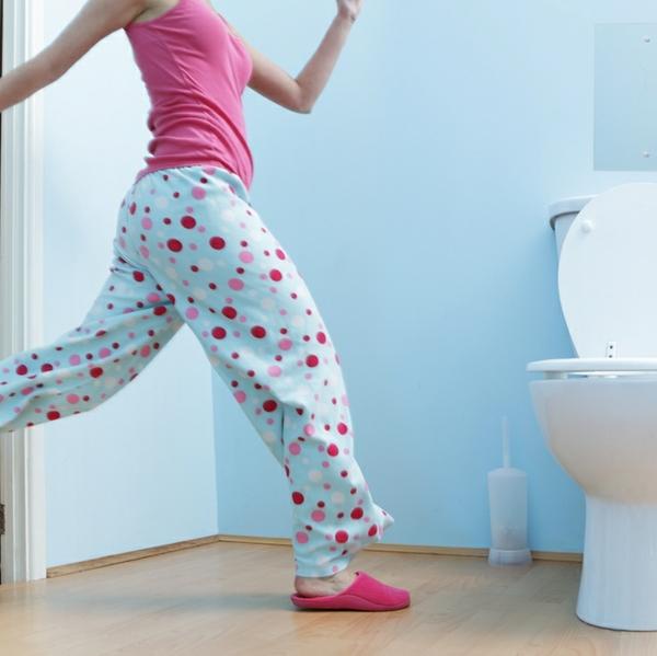 urine leaks