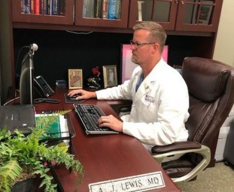 Dr. A.J. Lewis