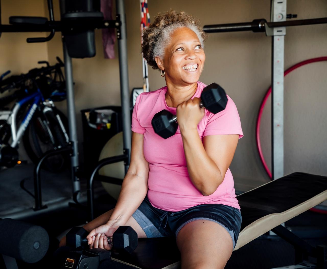 4 cosas que cada mujer necesita saber sobre la osteoporosis