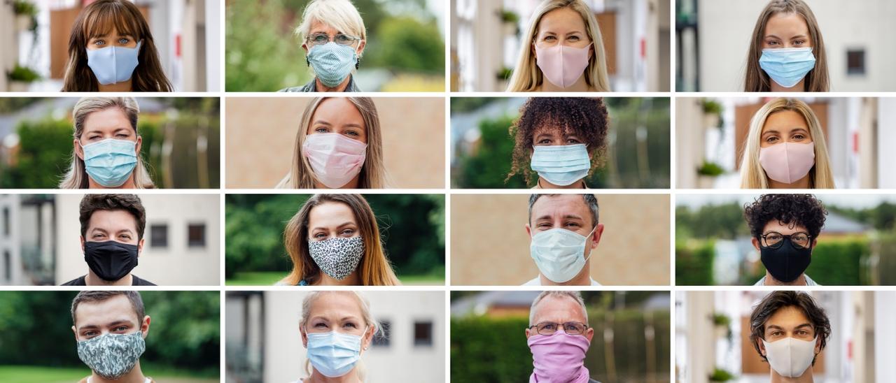 ¿Cuál es la mejor mascarilla para el COVID? Un médico considera lo más reciente