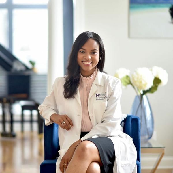 Dr. Sandy Charles