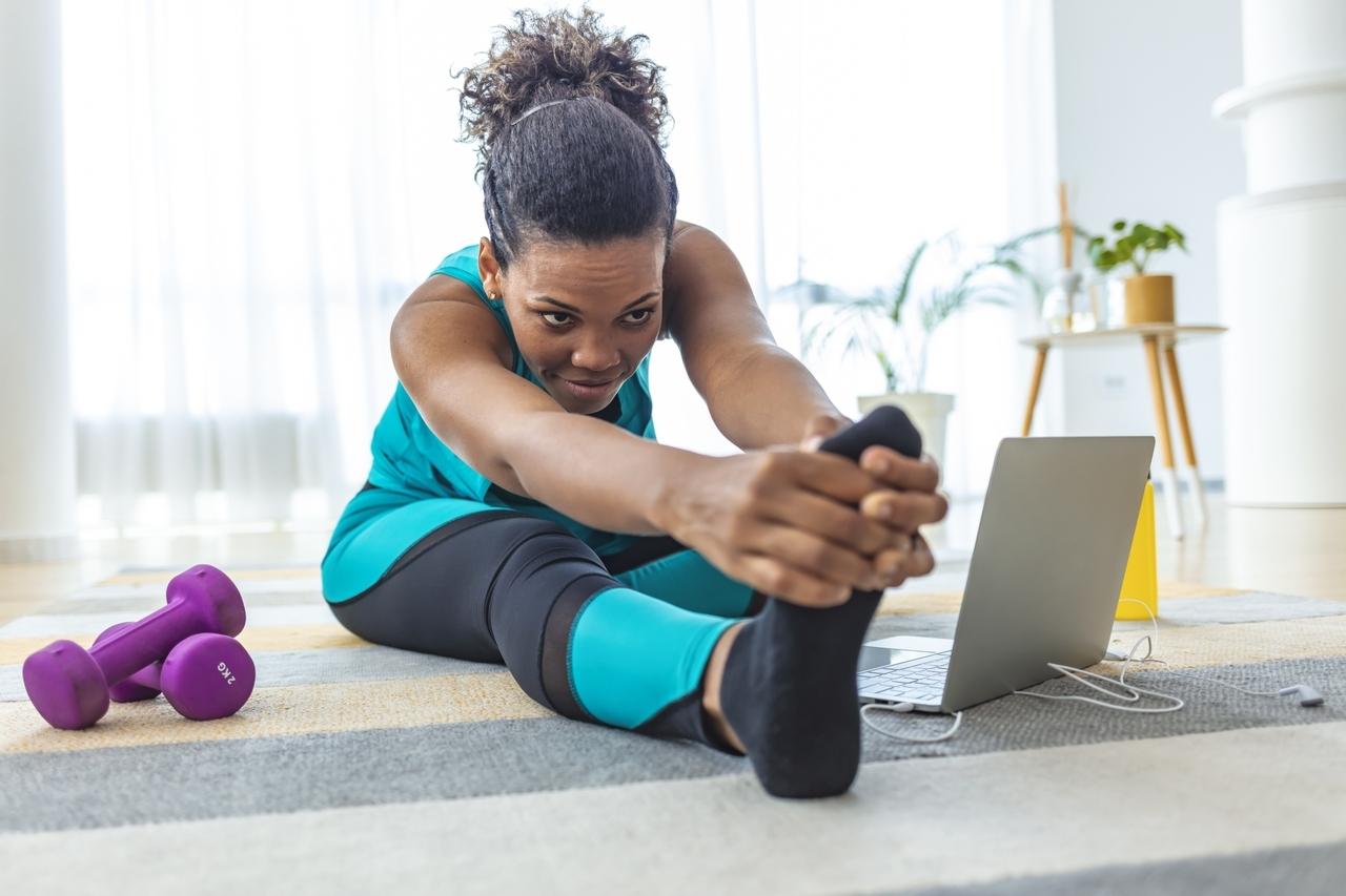¿Encerrado en casa? Hacer ejercicio puede seguir funcionando para usted