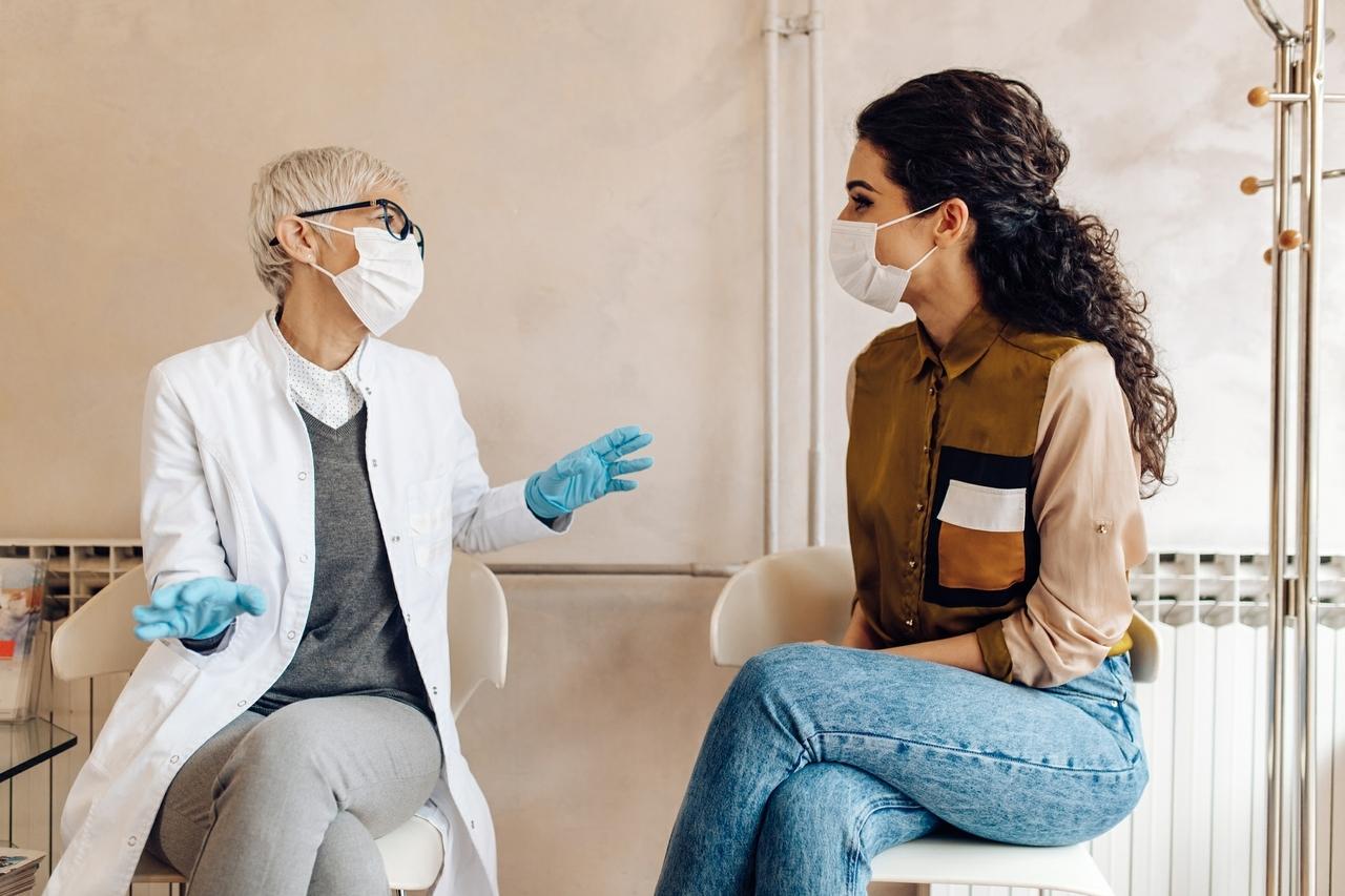 Las citas de ginecología y obstetricia están disponibles el mismo día – pero es posible que tenga que levantar el teléfono