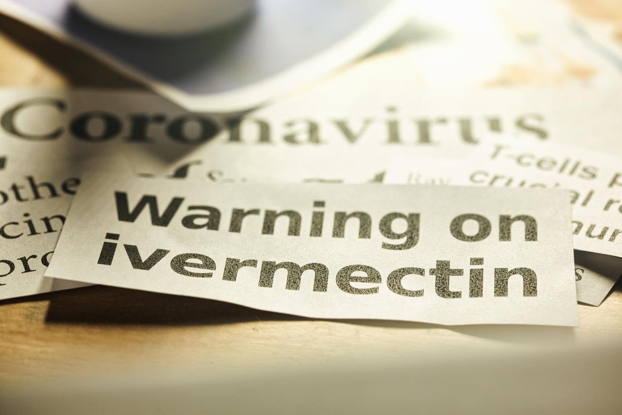 No hay un uso significativo de la ivermectina en el tratamiento de COVID