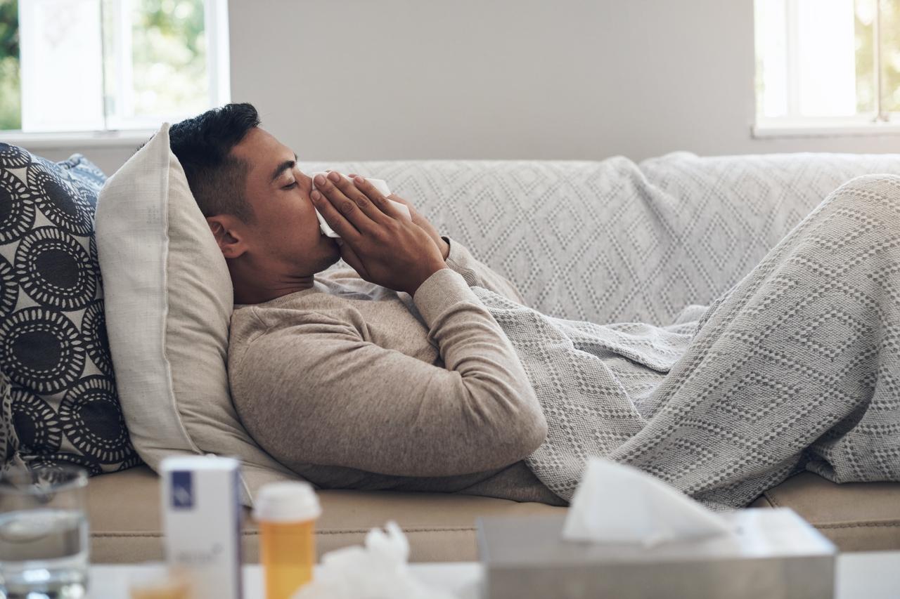 COVID y la temporada de influenza: 'Se está generando la tormenta perfecta'