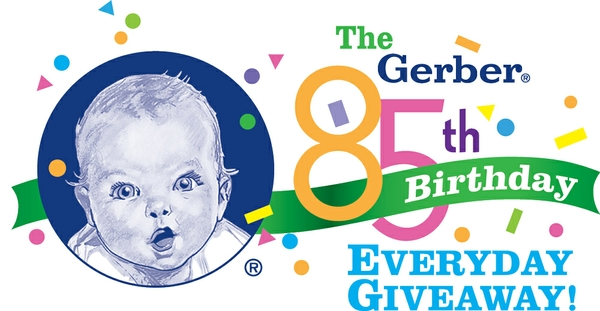 Happy 85th birthday gerber lets celebrate gerber gerber 85th birthday giveaway m4hsunfo