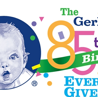 Happy 85th Birthday Gerber! Let's Celebrate!