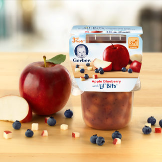 Gerber® Introduces Breakthrough Innovation with New 3rd Foods® Lil' Bits™ Recipes