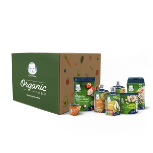 Gerber Organic Subscription Boxes