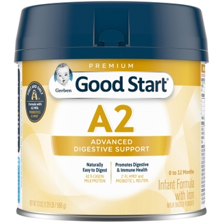 Gerber® Good Start® Launches Breakthrough A2 Infant and Toddler Nutrition to Support Digestive Comfort