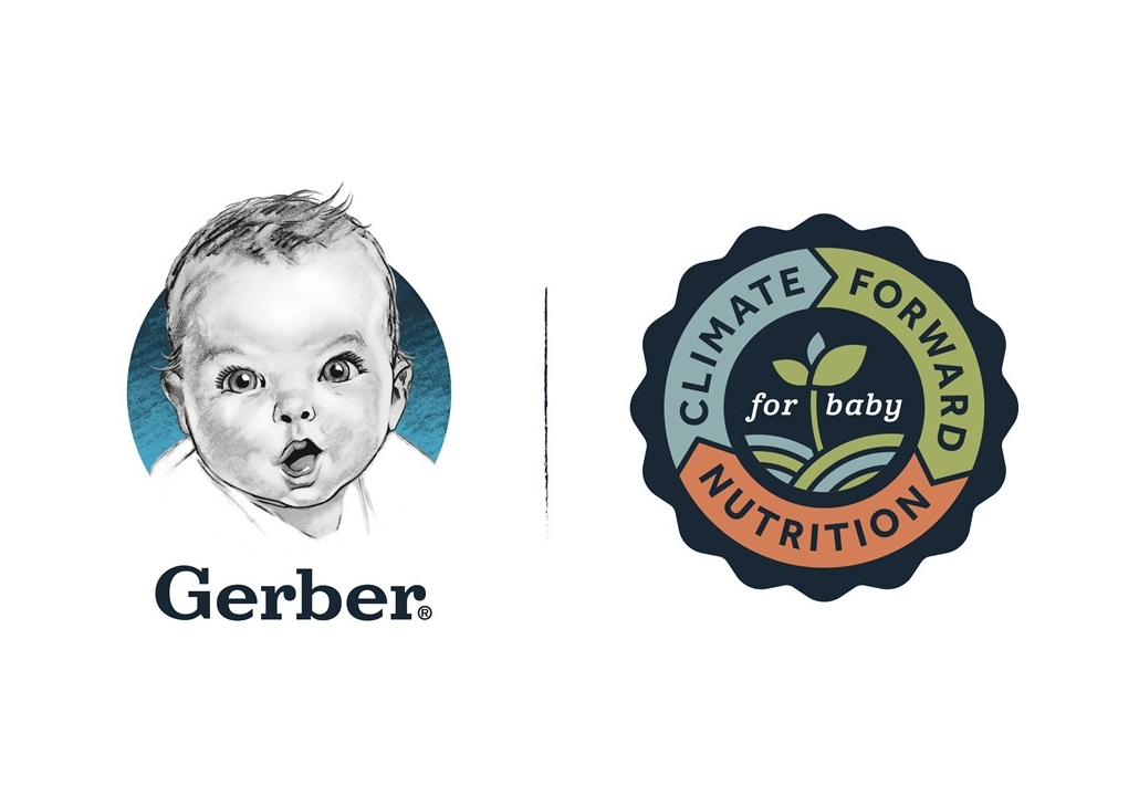 Gerber Commits to Carbon Neutrality for Organic Products in 2022 as Part of Climate Forward Nutrition Ambition