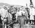 Coast Highway Dedication, Laguna Beach, 1926