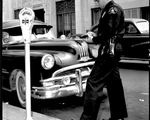 Santa Ana Traffic Enforcement, 1951