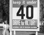 Drive For Victory, World War II