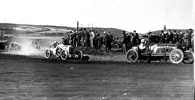 Point Loma Road Race, 1915