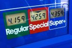 Auto Club: Gas Price Increases Slow After Averages Top $4