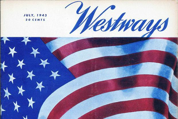 Newsroom Fourth of July 1943-07 WW COVER