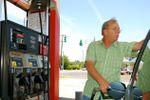 Gas Prices Head Upward Slightly