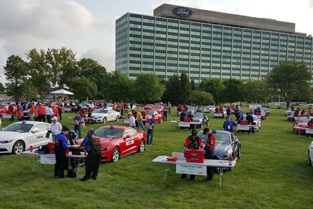 2015 Automotive skills contest