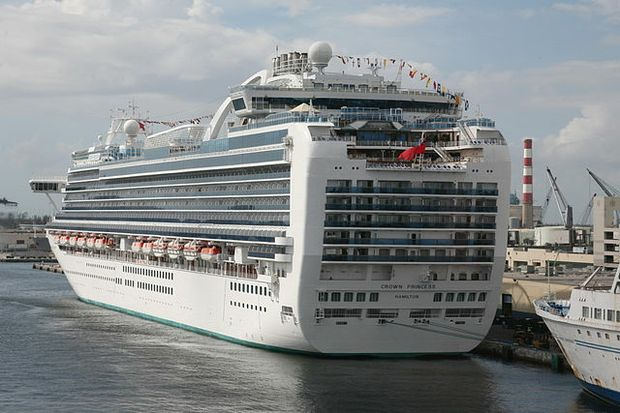 AAA Travel Los Angeles Angels And Princess Cruises Present The - Cruise ships los angeles