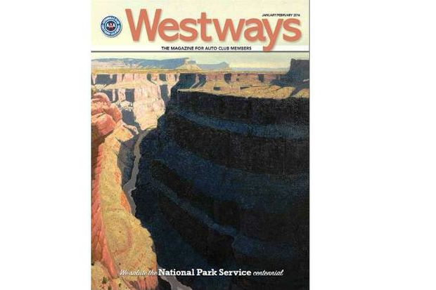 Westways National Parks cover 2016