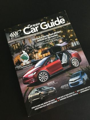 Green Car Guide cover