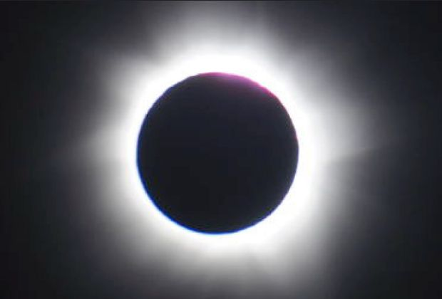 Solar Eclipse by NASA Goddard Space Flight Center