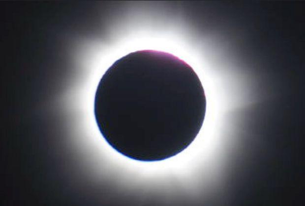 Solar Eclipse by NASA Goddard Space Flight Center